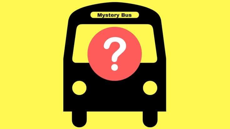 mystrery bus
